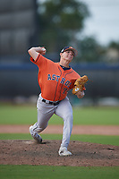 Houston Astros pitcher Jacob Billingsley (72) during a Minor League Spring Training Intrasquad game on March 28, 2019 at the FITTEAM Ballpark of the Palm Beaches in West Palm Beach, Florida.  (Mike Janes/Four Seam Images)