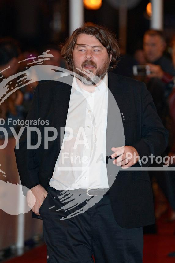 Ben Wheatley bei der Premiere von 'High-Rise' auf dem 63. Internationalen Filmfestival San Sebastian / Festival Internacional de Cine de Donostia-San Sebastián, 22.09.2015