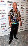 Roja Dove at  the Attitude Pride awards Berkeley, London