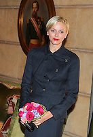 Princess Charlène Of Monaco attends the 2013 Ladies Lunch - Monaco