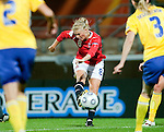 Solveig Guldbrandsen, QF, Sweden-Norway, Women's EURO 2009 in Finland, 09042009, Helsinki Football Stadium.