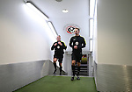 Assistant Referees during the English League One match at Bramall Lane Stadium, Sheffield. Picture date: November 29th, 2016. Pic Simon Bellis/Sportimage