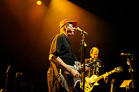 LONDON, ENGLAND - JANUARY 12: Adrian Belew performing at 'Celebrating David Bowie' at Shepherd's Bush Empire on January 12, 2018 in London, England.<br /> CAP/MAR<br /> &copy;MAR/Capital Pictures