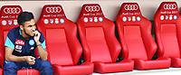 Adam Ounas Napoli<br /> Monaco 02-08-2017  Stadio Allianz Arena<br /> Football Audi Cup 2017 <br /> Bayern Monaco - Napoli<br /> Foto Cesare Purini / Insidefoto