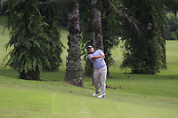 Panuphol Pittayarat (THA) in action on the 6th fairway during Round 1 of the Maybank Championship at the Saujana Golf and Country Club in Kuala Lumpur on Thursday 1st February 2018.<br /> Picture:  Thos Caffrey / www.golffile.ie<br /> <br /> All photo usage must carry mandatory copyright credit (&copy; Golffile | Thos Caffrey)