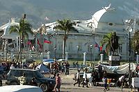 Terremoto en Haiti.Lugar:Haiti.Foto:Cesar de la Cruz.Fecha:.