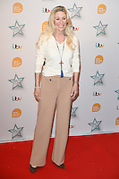 Angie Best<br /> arrives for the Good Morning Britain Health Star Awards 2016 at the Park Lane Hilton, London<br /> <br /> <br /> &copy;Ash Knotek  D3107 14/04/2016