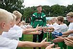 27-07-2017, Voetbalkamp, Norg, Jeugd, goalkeeper Sergio Padt of FC Groningen,