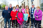 Jerry McCarthy, Padraig Healy, maisie McCarthy, Joan Burke, mary Claire McCarthy, Caroline Foley, Ciara Foley,susan Healy, Brendan McCarthy Mary O'Donoghue enjoying the  Good Friday walk in Kilcummin