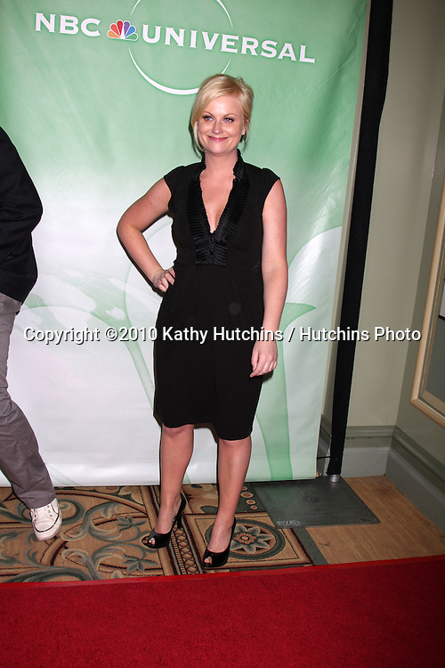 Amy Poehler.arriving at the 2010 Winter NBC TCA Party .Langford Hotel.Pasadena, CA.January 10, 2010.©2010 Kathy Hutchins / Hutchins Photo....
