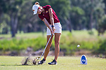 HOWEY IN THE HILLS, FL - MAY 11: The Claremont Mudd Scripps won the team and individual (Margaret Loncki) First Place Championships during the Division III Women's Golf Championship held at the Mission Inn Resort & Club on May 11, 2018 in Howey-In-The-Hills, Florida. (Photo by Matt Marriott/NCAA Photos via Getty Images)