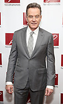 Bryan Cranston attends The New Dramatists 70th Annual Spring Luncheon honoring Nathan Lane at Marriott Marquis on May 14, 2019  in New York City.