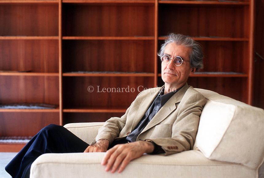2000: LUCIANO CANFORA © Leonardo Cendamo