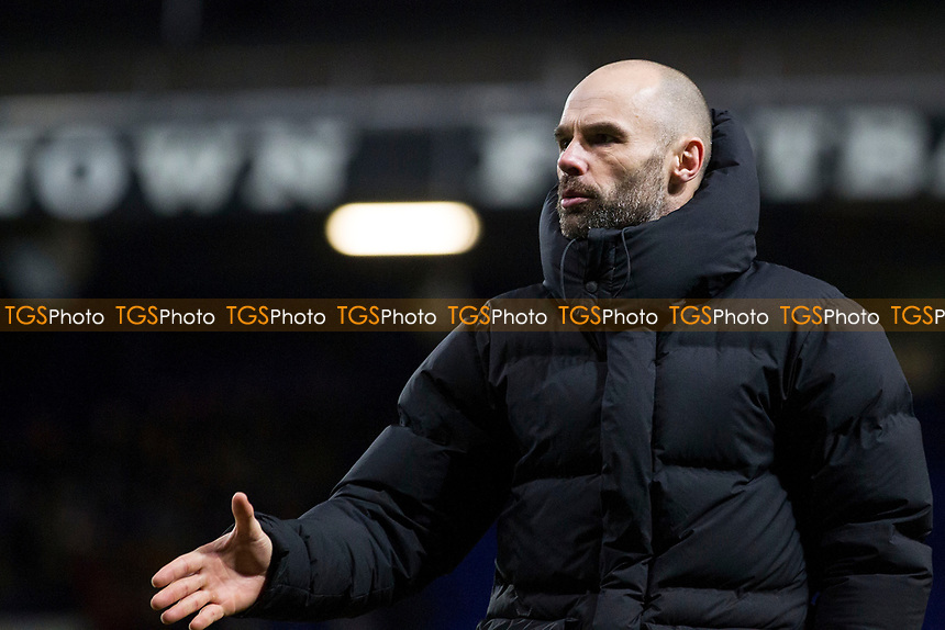 Paul Warne, Manager of Rotherham United during Ipswich Town vs Rotherham United, Sky Bet EFL Championship Football at Portman Road on 12th January 2019