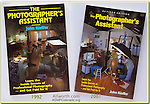 """The Photographer's Assistant"" John Kieffer's first two books. John offers private photo tours and workshops throughout Colorado. Year-round."