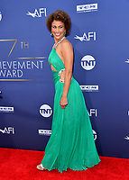 LOS ANGELES, USA. June 07, 2019: Paula Patton at the AFI Life Achievement Award Gala.<br /> Picture: Paul Smith/Featureflash