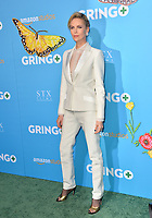 Charlize Theron at the world premiere for &quot;Gringo&quot; at the L.A. Live Regal Cinemas, Los Angeles, USA 06 March 2018<br /> Picture: Paul Smith/Featureflash/SilverHub 0208 004 5359 sales@silverhubmedia.com