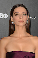HOLLYWOOD, CA - SEPTEMBER 28: Angela Sarafyan at the premiere of HBO's 'Westworld' at TCL Chinese Theatre on September 28, 2016 in Hollywood, California. Credit: David Edwards/MediaPunch