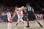 2014 NCAA Basketball: UW Green Bay at Wisconsin