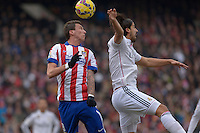 Atletico de Madrid vs Real Madrid 07-02-2015