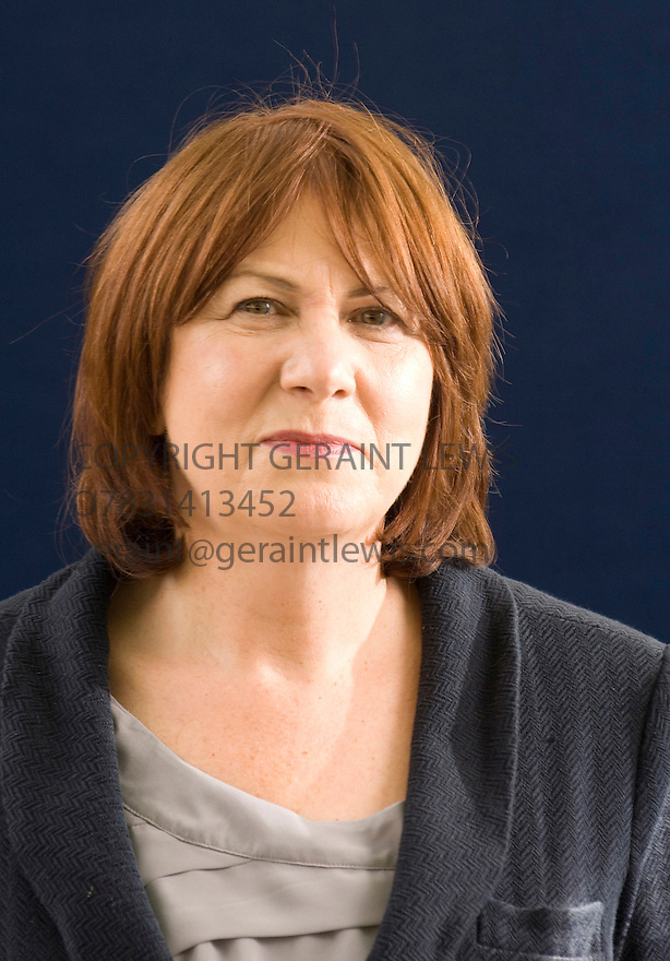 Linda Grant,Novelist and Writer of The Clothes On Their Backs.Former Winner of The Orange Prize and Nominated for The Man Booker Prize 2008. CREDIT Geraint Lewis