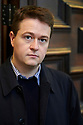 Johann Hari, journalist and writer of the book Lost Connections  , at The Financial Times Weekend  Oxford Literary Festival 2018. CREDIT Geraint Lewis
