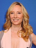 NEW YORK CITY, NY, USA - MAY 12: Anne Heche at the 2014 NBC Upfront Presentation held at the Jacob K. Javits Convention Center on May 12, 2014 in New York City, New York, United States. (Photo by Celebrity Monitor)