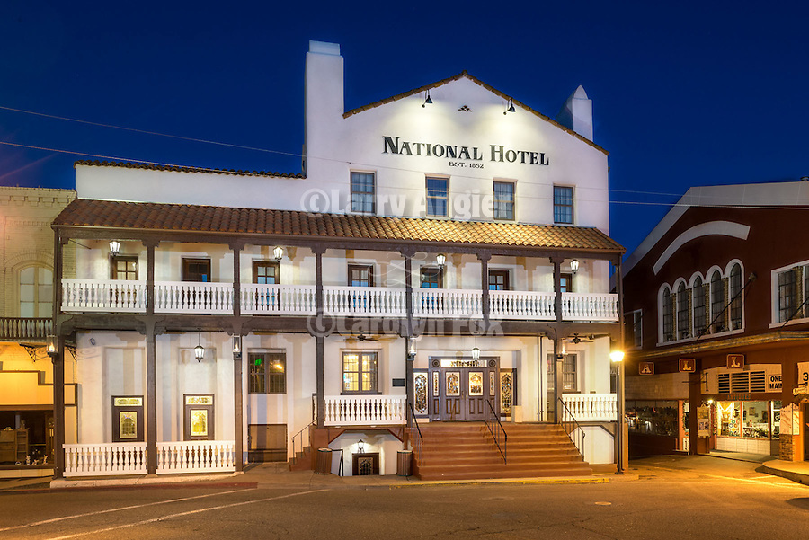 The National Hotel, Jackson, total rehabilitation