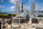Anchor From The USS Arizona, Pearl Harbor