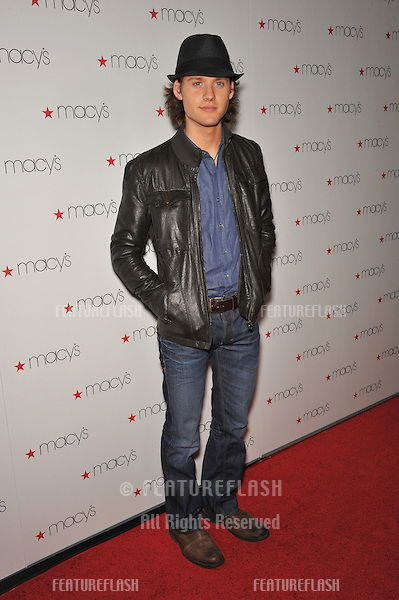 Luke Kleintank at Macy's Passport Glamorama Fashion event at the Orpheum Theatre, Los Angeles..September 16, 2010  Los Angeles, CA.Picture: Paul Smith / Featureflash