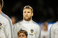 Aleksandar Katai #7 of the Los Angeles Galaxy