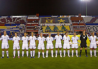 USA Women vs Guatemala October 30 2010