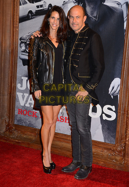 07 November  2013 - West Hollywood, California - Joyce Varvatos, John Varvatos. Arrivals to the &quot;John Varvatos: Rock In Fashion&quot; book launch celebration held at John Varvatos Los Angeles in West Hollywood, Ca.   <br /> CAP/ADM/BT<br /> &copy;Birdie Thompson/AdMedia/Capital Pictures