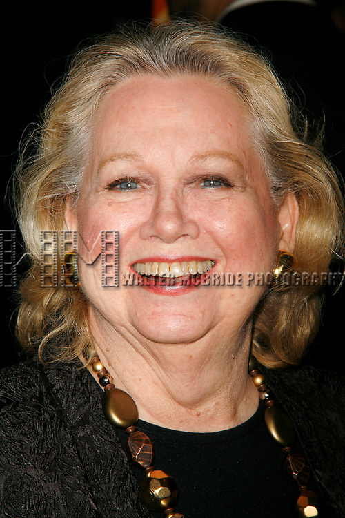 Barbara Cook arriving for the Opening Night Performance of the Roundabout Theatre Company's Broadway Production of 110 IN THE SHADE at Studio 54 in New York City.<br />May 9, 2007