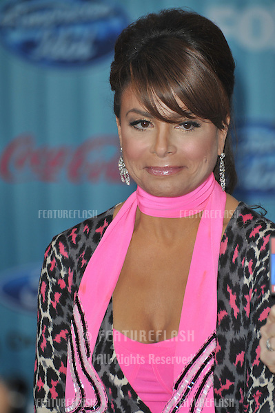 Paula Abdul at the American Idol Final 13 Party at Area Nightclub, West Hollywood..March 5, 2009  Los Angeles, CA.Picture: Paul Smith / Featureflash