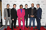 Andre De Shields, Anson Mount, Bobby Moreno and More at MANKIND Opening-Playwrights Horizons 1/8/18
