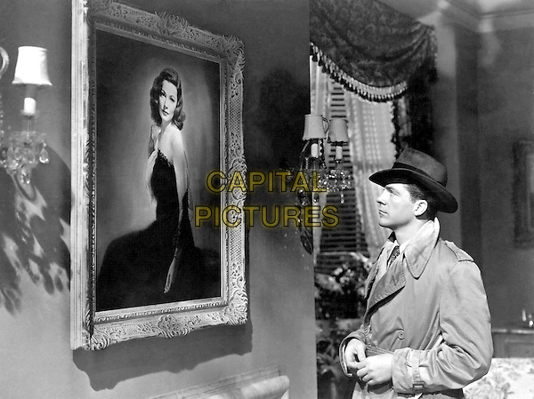 DANA ANDREWS.in Laura.*Filmstill - Editorial Use Only*.CAP/PLF.Supplied by Capital Pictures.