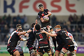 2018 European Rugby Challenge Cup Sale v Lyon Jan 13th