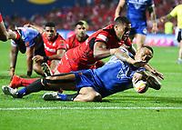 Samoa v Tonga - 04 Nov 2017