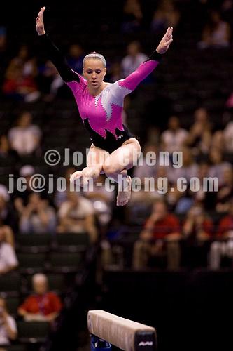 8/19/06 -- Photo by John Cheng -- VISA Championships Women Sr - Chellsie Memmel (M&M)