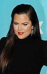 LOS ANGELES, CA - NOVEMBER 05: Khloe Kardashian arrives at FOX's 'The X Factor' finalists party at The Bazaar at the SLS Hotel Beverly Hills on November 5, 2012 in Los Angeles, California.