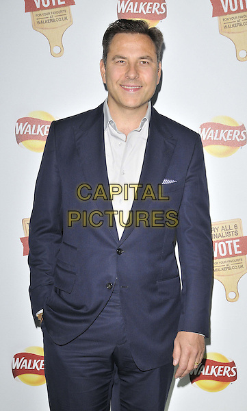 LONDON, ENGLAND - JULY 28: David Walliams attends the Walkers Crisps Do Us A Flavour campaign party, Paramount, Centre Point, New Oxford St., on Monday July 28, 2014 in London, England, UK. <br /> CAP/CAN<br /> &copy;Can Nguyen/Capital Pictures