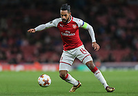 Theo Walcott of Arsenal during the UEFA Europa League match between Arsenal and FC BATE Borisov  at the Emirates Stadium, London, England on 7 December 2017. Photo by David Horn.