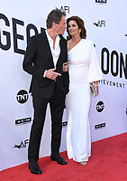 07 June 2018 - Hollywood, California - Rande Gerber, Cindy Crawford. American Film Institute' s 46th Life Achievement Award Gala Tribute to George Clooney held at Dolby Theater.  <br /> CAP/ADM/BT<br /> &copy;BT/ADM/Capital Pictures