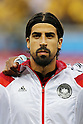 Sami Khedira (GER), JULY 8, 2014 - Football / Soccer : FIFA World Cup Brazil 2014 Semi Final match between Brazil and Germany at the Estadio Mineirao in Belo Horizonte, Brazil. (Photo by AFLO) [3604]