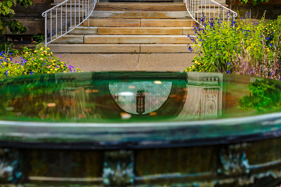 Phipps Conservatory and Botanical Gardens, Schenley Park, Oakland-Pittsburgh
