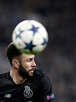Porto's Miguel Layun in action during the Champions League round of 16 soccer match against Porto at Turin's Juventus Stadium, 14 March 2017. Juventus won 1-0 (3-0 on aggregate) to reach the quarter finals.<br /> UPDATE IMAGES PRESS/Isabella Bonotto