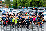 For the Annual Brú Columbanus 10KM Trek from the Old Kenmare Butter Road, to Galwey's Bridge and back to Kenmare on Saturday