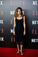 Liz Lobato attends to 'Elite' premiere at Museo Reina Sofia in Madrid, Spain. October 02, 2018. (ALTERPHOTOS/A. Perez Meca) /NortePhoto.com NORTEPHOTOMEXICO