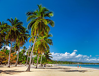 Dominikanische Republik, Halbinsel Samana, Las Terrenas: Playa Bonita Beach | Dominican Republic, Samana peninsula, Las Terrenas: Playa Bonita Beach